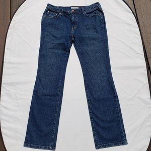 Levis 505 Jeans Size 12 Straight Leg Medium Wash
